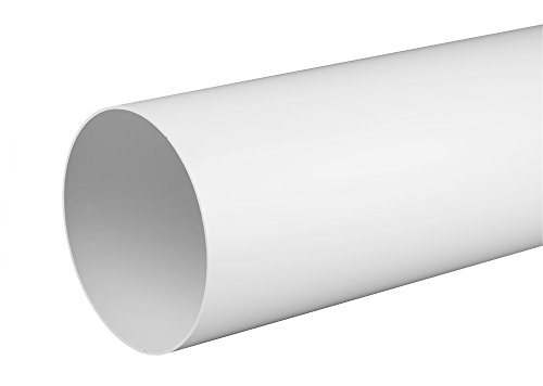 lueftungsrohr rundrohr rundkanal o 150 10 m abluft rohr awenta - Lüftungsrohr Rundrohr Rundkanal Ø 150 , 1,0 m Abluft-Rohr Awenta